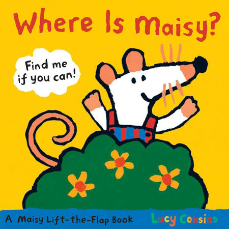 Where Is Maisy? by