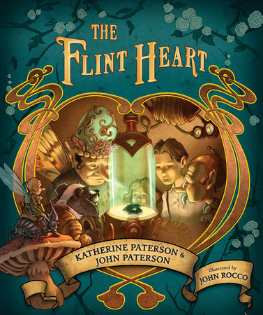 The Flint Heart by John Paterson and Katherine Paterson