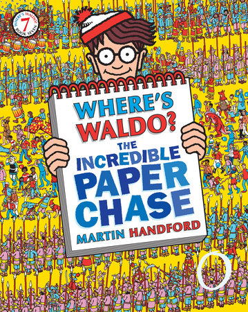 Where's Waldo? The Incredible Paper Chase by