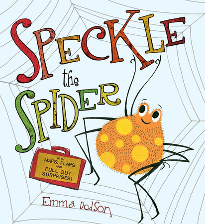 Speckle the Spider by