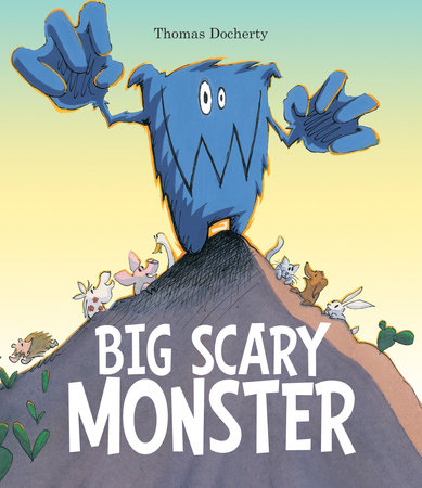 Big Scary Monster by