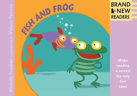 Fish and Frog Big Book by