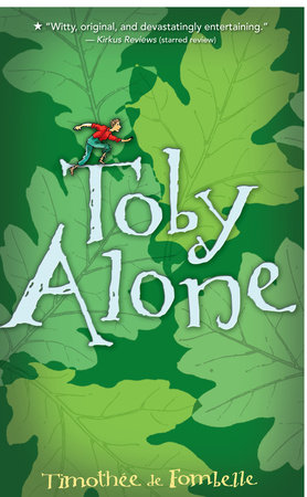 Toby Alone by
