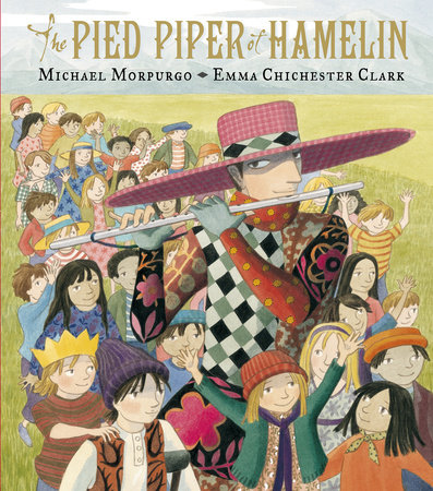 The Pied Piper of Hamelin by
