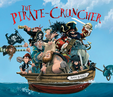 The Pirate Cruncher