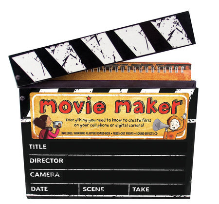 Movie Maker by Tim Grabham, Suridh Hassan, Dave Reeve and Clare Richards