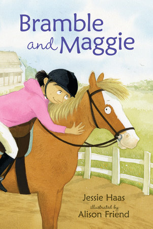 Bramble and Maggie by