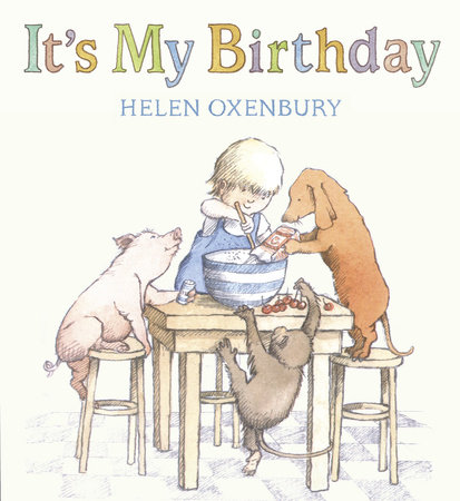 Image result for it's my birthday helen oxenbury