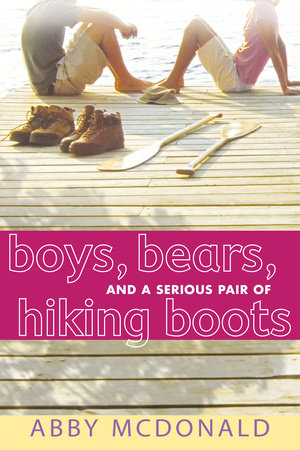 Boys, Bears, and a Serious Pair of Hiking Boots by
