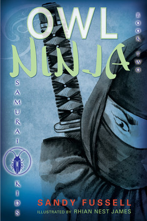 Samurai Kids #2: Owl Ninja by