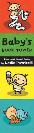 Baby's Book Tower by