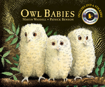 Owl Babies: Candlewick Storybook Animations by