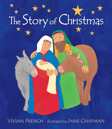 Story of Christmas by Vivian French