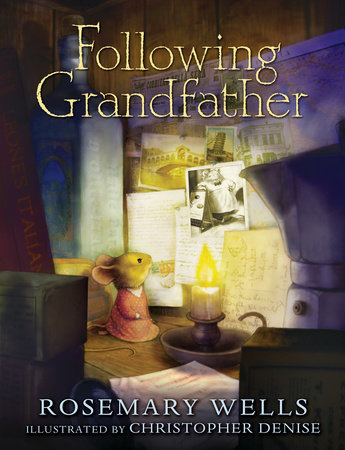 Following Grandfather by