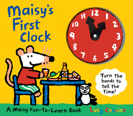 Maisy's First Clock by