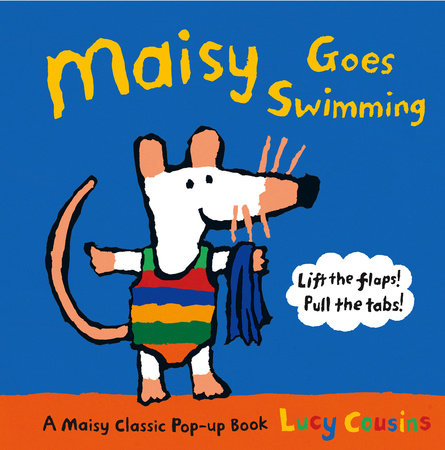 Maisy Goes Swimming by