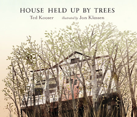 House Held Up by Trees by