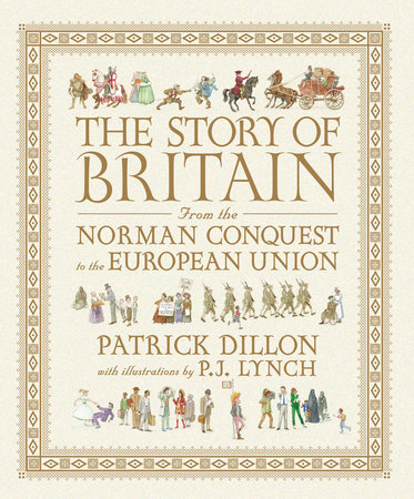 The Story of Britain from the Norman Conquest to the European Union by