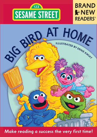 Big Bird at Home by
