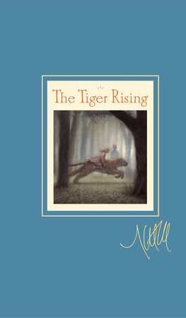 The Tiger Rising Signature Edition by