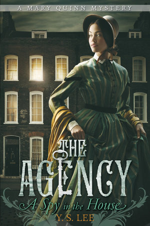 The Agency 1: A Spy in the House by