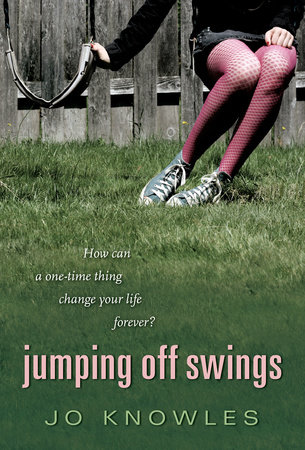 Jumping Off Swings by