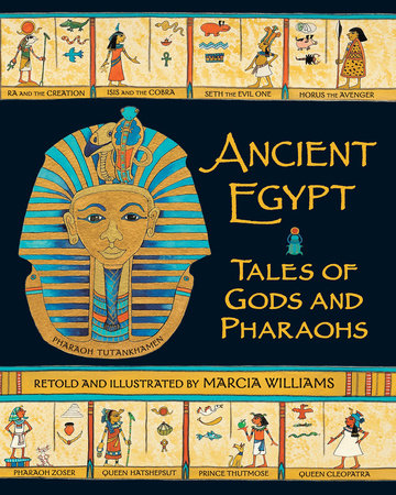 Ancient Egypt: Tales of Gods and Pharaohs by