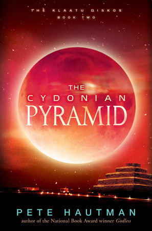 The Cydonian Pyramid by