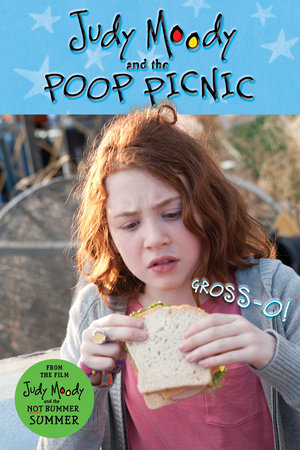 Judy Moody and the Poop Picnic (Judy Moody Movie tie-in) by Jamie Michalak