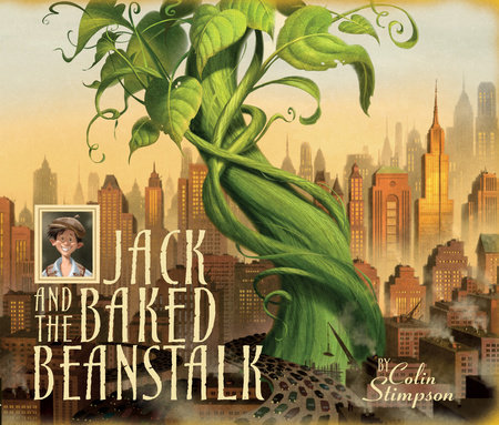 Jack and the Baked Beanstalk by