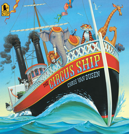 The Circus Ship Big Book by