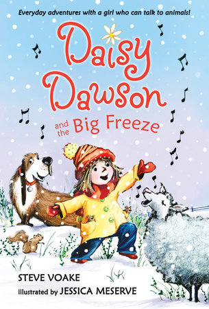 Daisy Dawson and the Big Freeze by