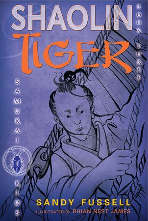 Samurai Kids #3: Shaolin Tiger by