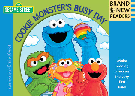 Cookie Monster's Busy Day by