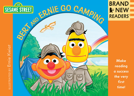 Bert and Ernie Go Camping by