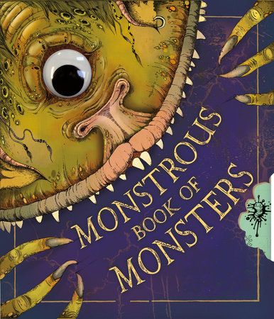 The Monstrous Book of Monsters by