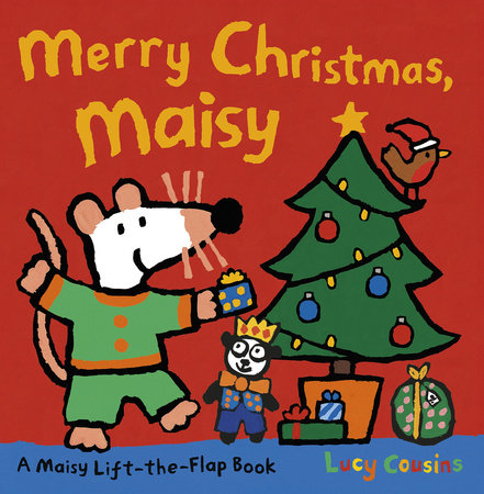 Merry Christmas, Maisy by