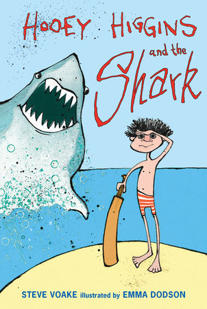 Hooey Higgins and the Shark by