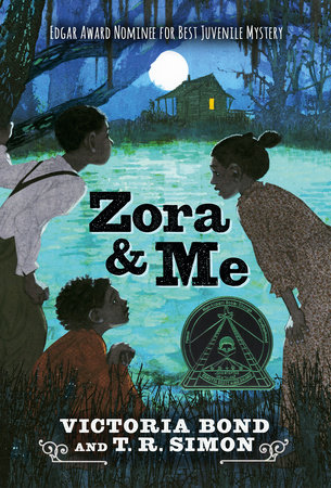 Zora and Me by T.R. Simon and Victoria Bond