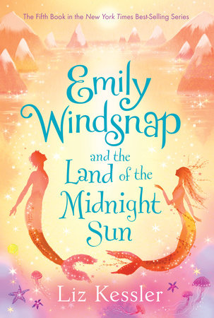 Emily Windsnap and the Land of the Midnight Sun by