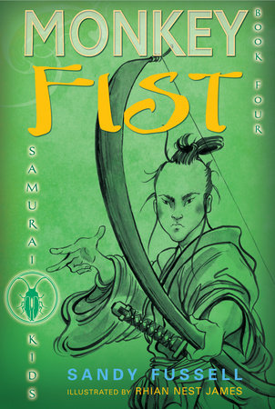 Samurai Kids #4: Monkey Fist by