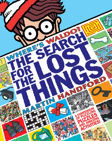 Where's Waldo? The Search for the Lost Things by