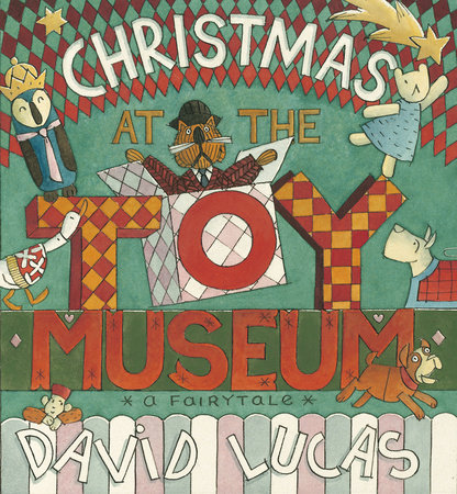 Christmas at the Toy Museum by