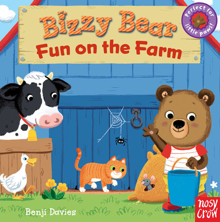 Bizzy Bear: Fun on the Farm by Nosy Crow