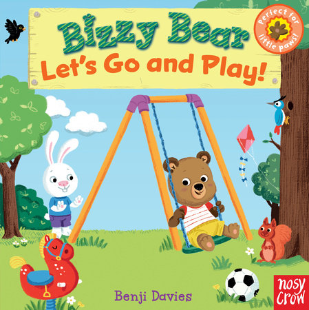 Bizzy Bear: Let's Go and Play by