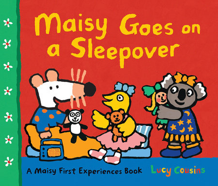 Maisy Goes on a Sleepover by
