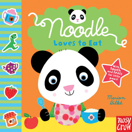 Noodle Loves to Eat by Nosy Crow