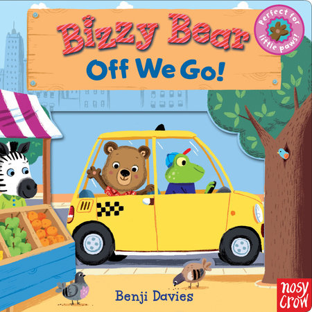Bizzy Bear: Off We Go! by