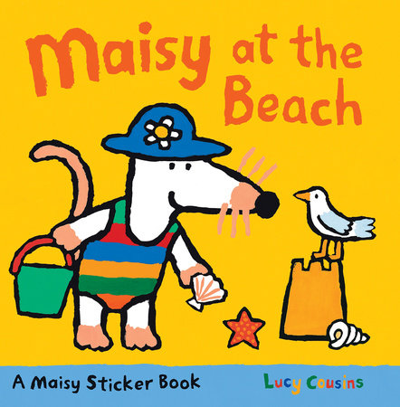 Maisy at the Beach by