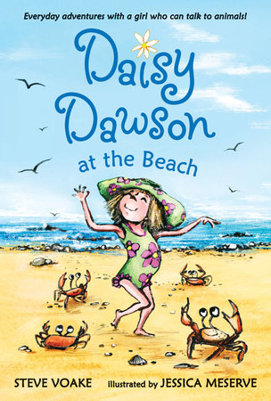 Daisy Dawson at the Beach by